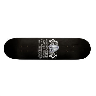 Romeo & Juliet Quote Skate Board Decks
