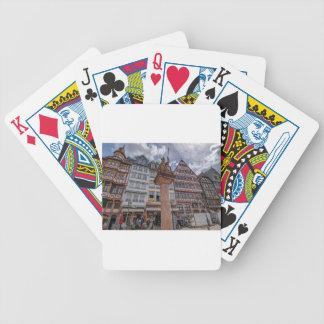 Romer Frankfurt Bicycle Playing Cards