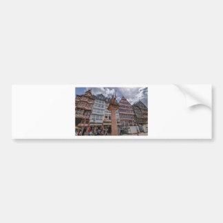 Romer Frankfurt Bumper Sticker