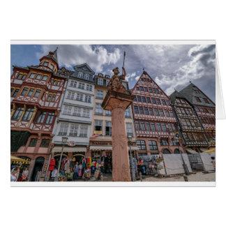 Romer Frankfurt Card