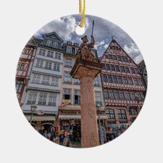 Romer Frankfurt Ceramic Ornament