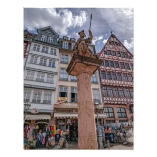 Romer Frankfurt Letterhead
