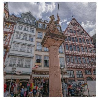 Romer Frankfurt Napkin