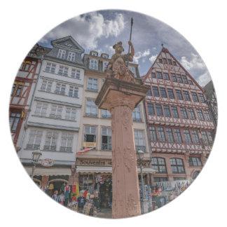 Romer Frankfurt Plate