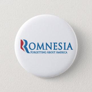Romnesia 2 Inch Round Button