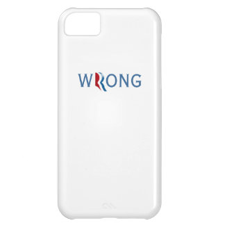 Romney and Ryan 2012 - Wrong iPhone 5C Covers