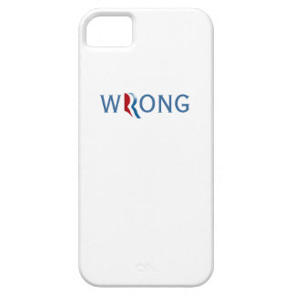 Romney and Ryan 2012 - Wrong iPhone 5 Cases