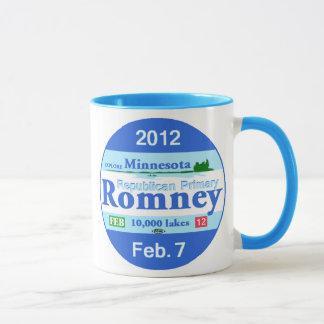 Romney Minnesota Mug