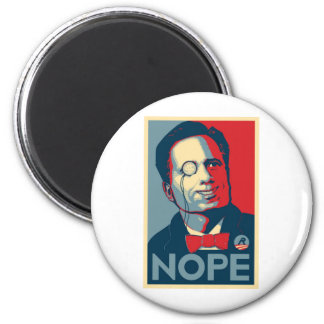 Romney NOPE !!! Magnet