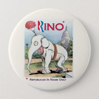 Romney Rino 4 Inch Round Button