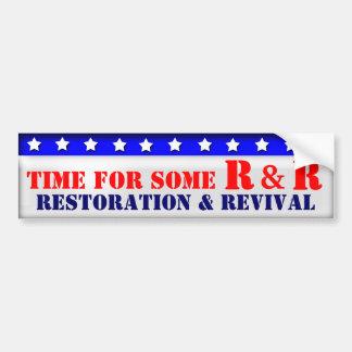 Romney  Ryab Bumper Sticker