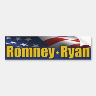 Romney - Ryan- 2012 Bumper Sticker
