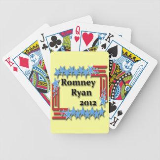 Romney Ryan 2012 Poker Deck