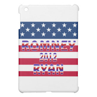 Romney Ryan 2012 Presidential Election iPad Mini Cases