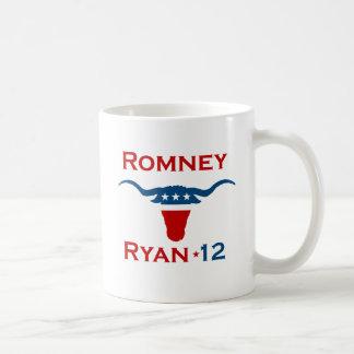 ROMNEY RYAN 2012 STEER.png Coffee Mug