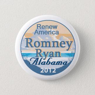 Romney Ryan 2 Inch Round Button