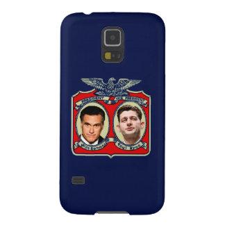 Romney Ryan Retro Case For Galaxy S5