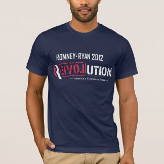 Romney Ryan Revolution T-Shirt