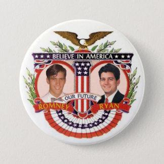 Romney & Ryan: The R&R Kidz 3 Inch Round Button