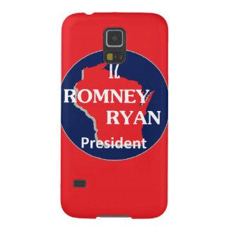 Romney Ryan WISCONSIN Galaxy S5 Case