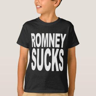 Romney Sucks T-Shirt