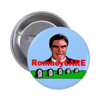 RomneyCare 2 Inch Round Button