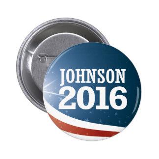 Ron Johnson 2016 2 Inch Round Button