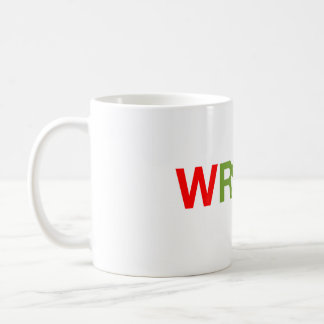 Ron Johnson is Wrong. Coffee Mug