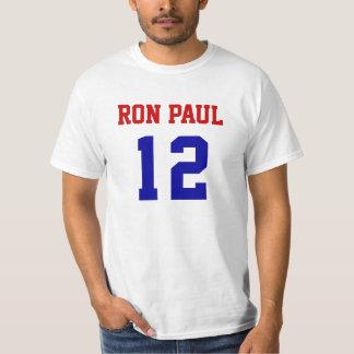 RON PAUL 12 VALUE T-SHIRT