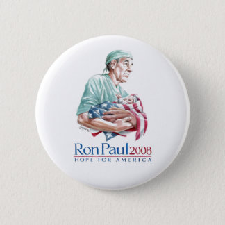 Ron Paul 2008 - Customized 2 Inch Round Button