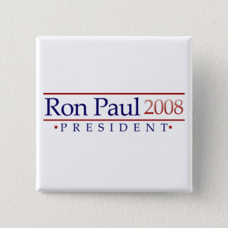 Ron Paul 2008 Presidential Button