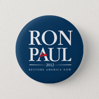 Ron Paul 2012 (Blue) 2 Inch Round Button