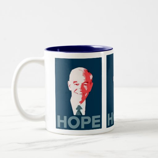 Ron Paul 2012 Campaign Coffee/Tea Cup Coffee Mug