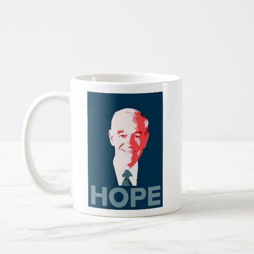 Ron Paul 2012 Campaign Coffee/Tea Cup Coffee Mugs