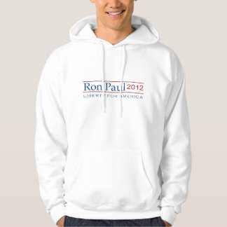 Ron Paul 2012 Liberty for America Hoodie