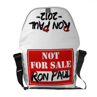 Ron Paul 2012 Messenger Bag
