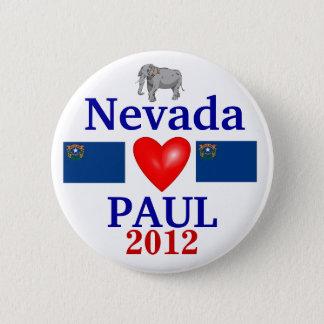 Ron Paul 2012 Nevada 2 Inch Round Button