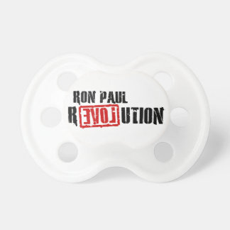 Ron Paul 2012 Pacis Pacifiers