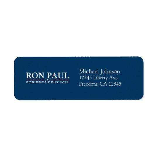 Ron Paul 2012 - Ron Paul for President