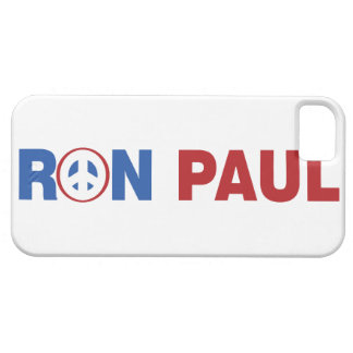 Ron Paul 2012 The Peace Candidate iPhone 5 Cover