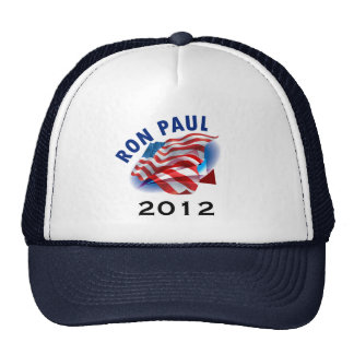 Ron Paul 2012 Trucker Hat