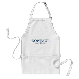 ron paul 2012 usa president election logo politics standard apron