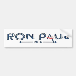 Ron Paul 2016 - Bumper Sticker