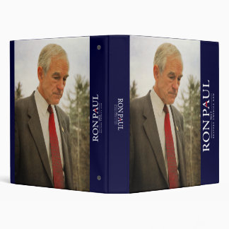 Ron Paul Avery Binder