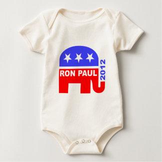 Ron Paul Baby Bodysuit
