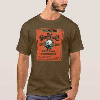 Ron Paul Brown Long Sleeve T-Shirt