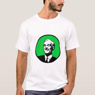 Ron Paul Circle Green T-Shirt