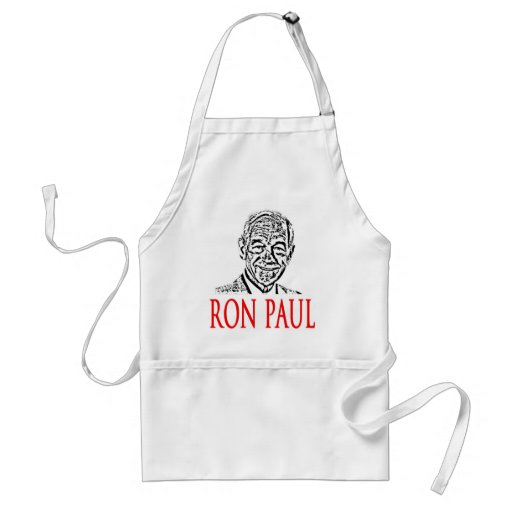 Ron Paul For President 2012 Apron