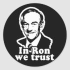 Ron Paul for President 2012 Campaign Sticker