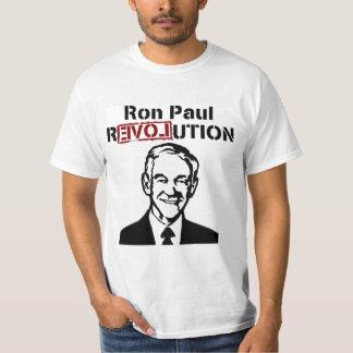 Ron Paul For President 2012 - Revolution T-Shirt